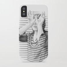 Invisible Slim Case iPhone X