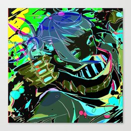 Super villain Himiko Toga Canvas Print