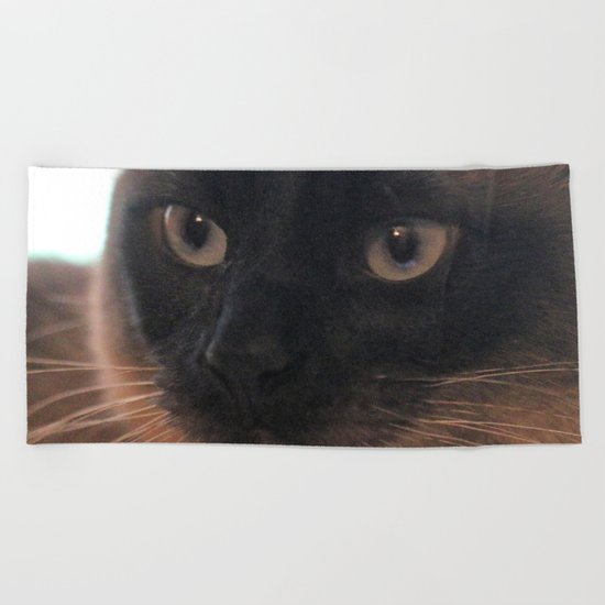 Silly Lily Beach Towel