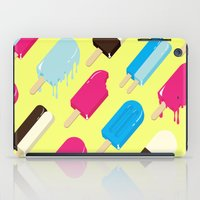 popsicle iPad Cases featuring Popsicle by Sher Mavro ART
