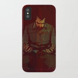 Out Of Range iPhone Case