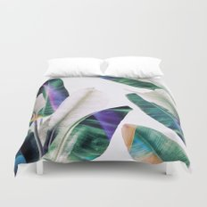 tropical #1 Duvet Cover