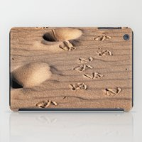 dune iPad Cases featuring SAND DUNE  by CAPTAINSILVA