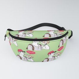 More Life Fanny Pack
