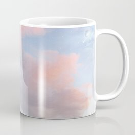 Walking through the clouds Coffee Mug