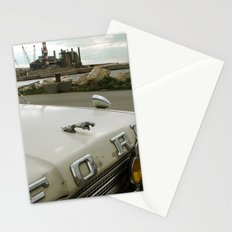 Travel Away on a Rainy Day Stationery Cards