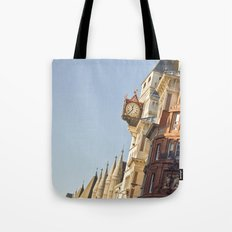 The time will arrive Tote Bag