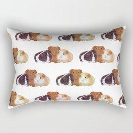 Guinea Pigs Rectangular Pillow