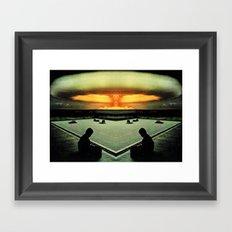 K3  Framed Art Print