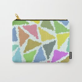 Geometric Pattern II Carry-All Pouch