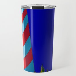 A Night at the Lighthouse with Search Light Active Travel Mug