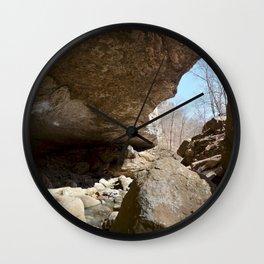 Buffalo River - Lost Valley Series, No. 6 Wall Clock