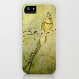 Quetzal (#2) iPhone Case