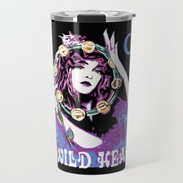 Blame It On My Wild Heart Travel Mug