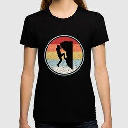 Climbing T Shirt For Toddler T-shirt