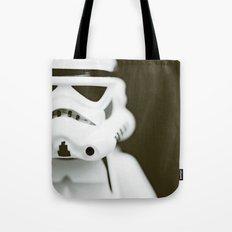 trooper portrait Tote Bag