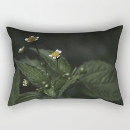 Botanical Still Life Chamomile Rectangular Pillow