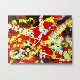 spring desrt-4 Metal Print