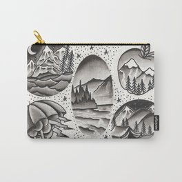PNW Scenes Carry-All Pouch