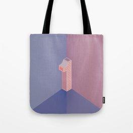 Alphabet Drop Caps Series- 1 Tote Bag