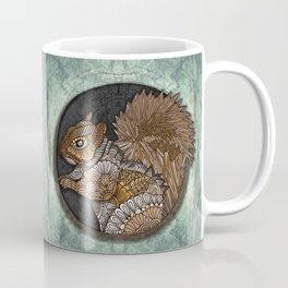 Woodland Squirrel Coffee Mug