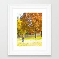 photographer Framed Art Prints featuring Photographer by VicSal