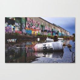 MTN Reflections Canvas Print