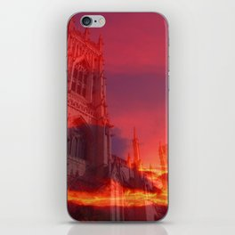 Fire from the Pulpit iPhone Skin