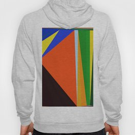 Abstract Composition 649 Hoody