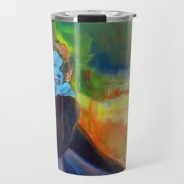 The Portrait of Yutta Travel Mug