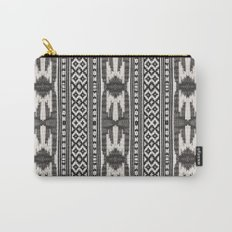 Tribal Textile Carry-All Pouch