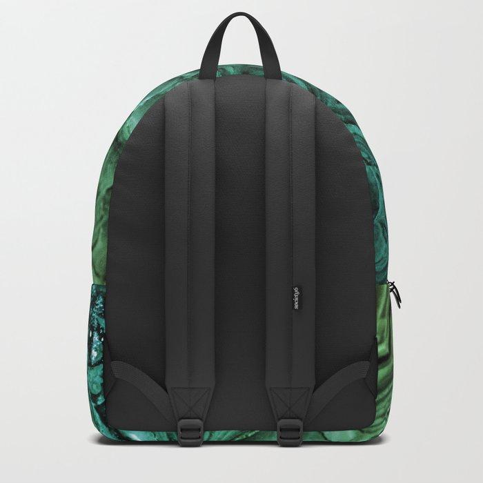 MALACHITE GREEN Backpack