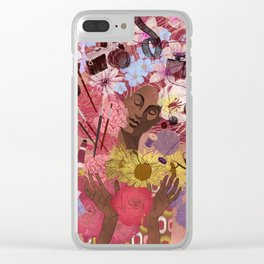 Fool For Love Clear iPhone Case