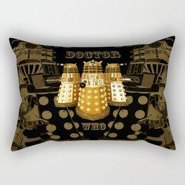 Doctor Who Said Ex Rectangular Pillow