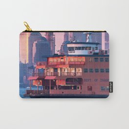 NYC Staten Island Ferry Carry-All Pouch