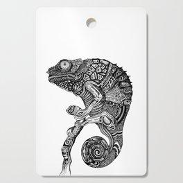 Chameleon Cutting Board