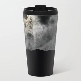 The gray sand Travel Mug