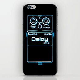 Double Delay – DM-2 iPhone Skin