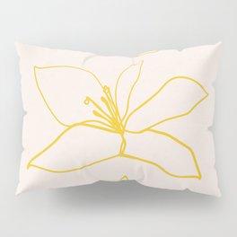 Flower Trio Pillow Sham