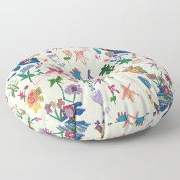 Sunshine & Daisies Floor Pillow