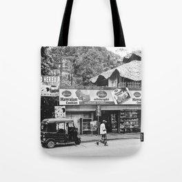 Life in Sri Lanka Tote Bag