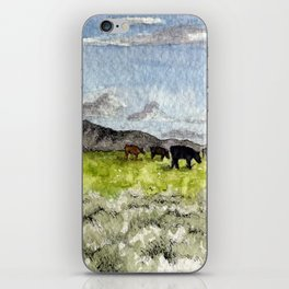 Until the Cows Come Home iPhone Skin