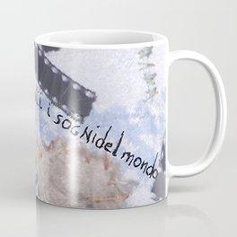 Ho in mente tutti i sogni del mondo Coffee Mug