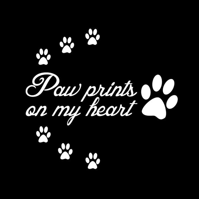 Paw Prints Animal Lover Comforters