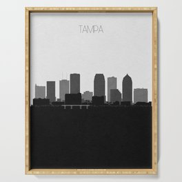 City Skylines: Tampa Serving Tray