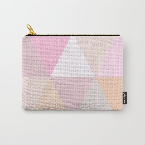 CANDY TRIANGLE Carry-All Pouch