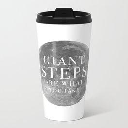 Giant steps | W&L004 Metal Travel Mug