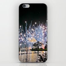 Firework iPhone & iPod Skin