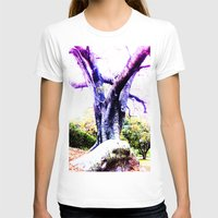 wizard T-shirts featuring Wizard Tree by Shemaine