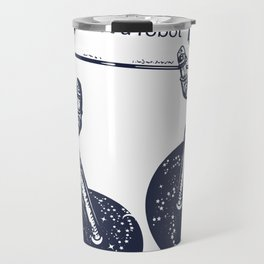 Robot hands Travel Mug